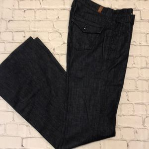 7 for All Mankind QC Trouser Jeans